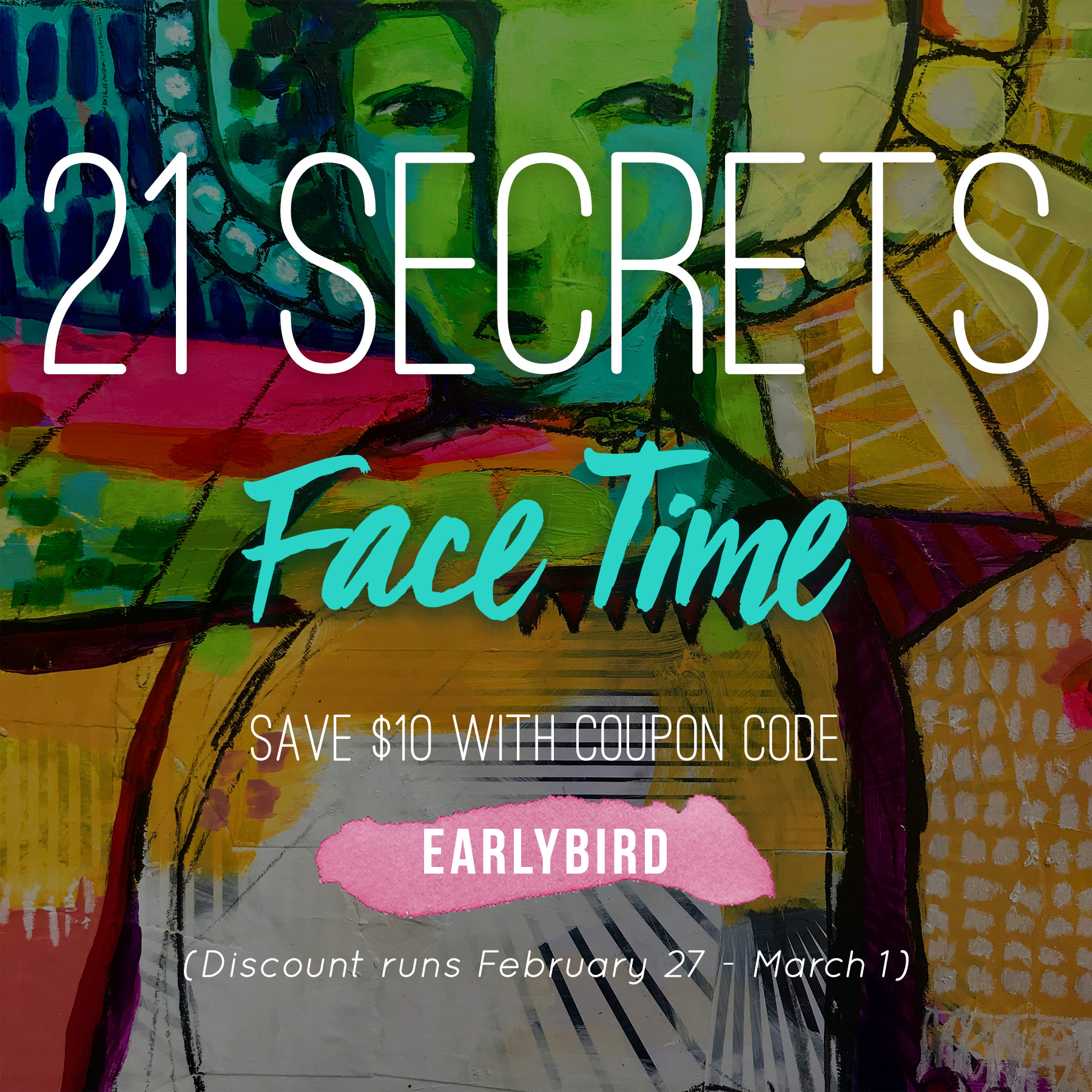 21 Secrets Face Time Kylie Fowler